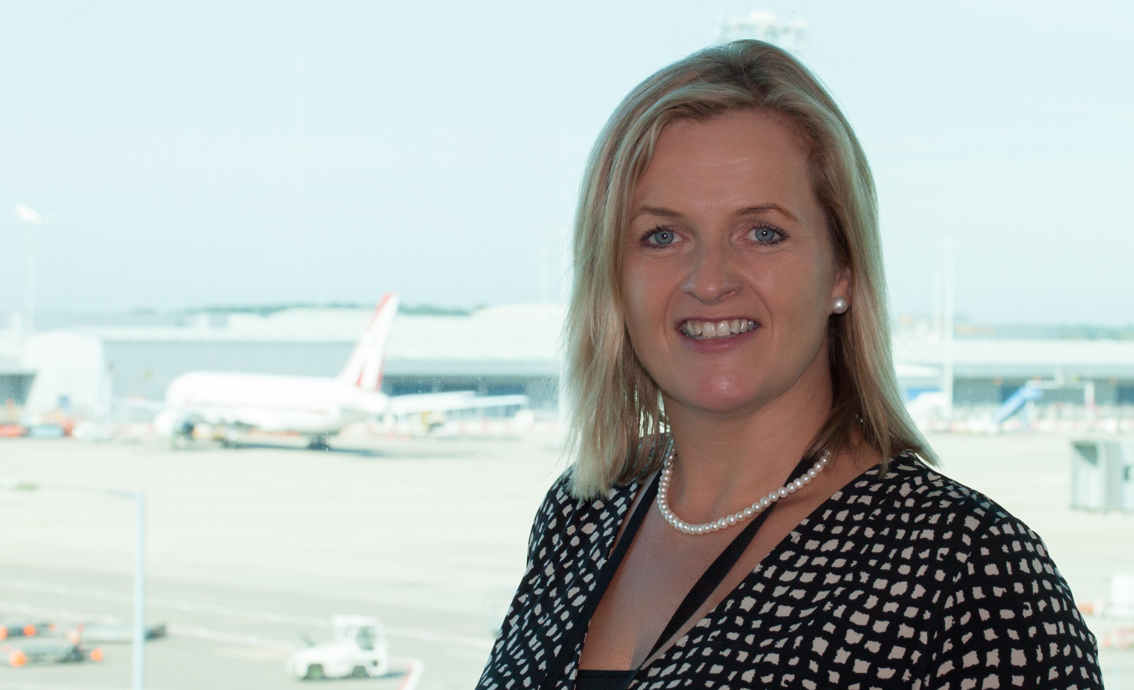 East Midlands airport names new managing director