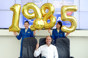 Ryanair announces Israel flights as it celebrates 30th anniversary