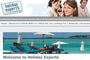 Healey and Elstob reunited to drive Holiday Experts growth