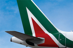 Air France-KLM writes off value of stake in Alitalia
