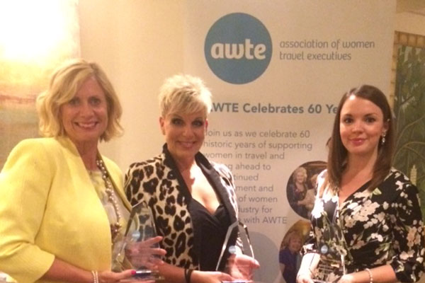 Leading women in travel honoured by AWTE