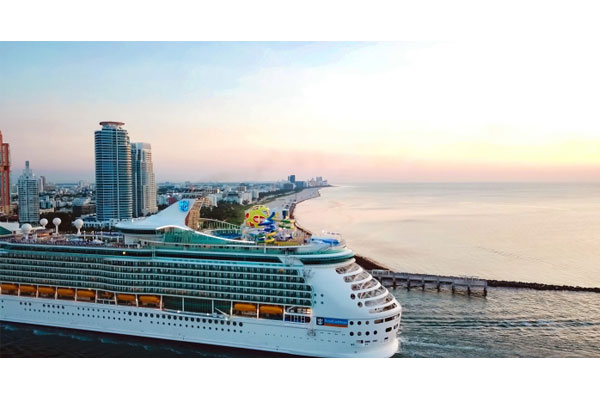 Royal Caribbean unveils revamped Mariner of the Seas