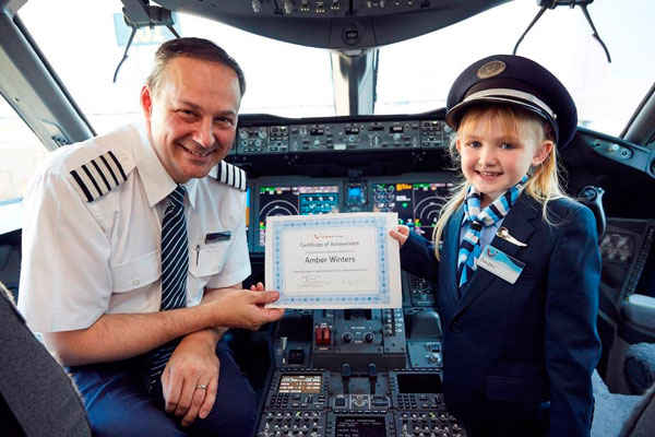 Thomson Airways appoints first ever Child Ambassador