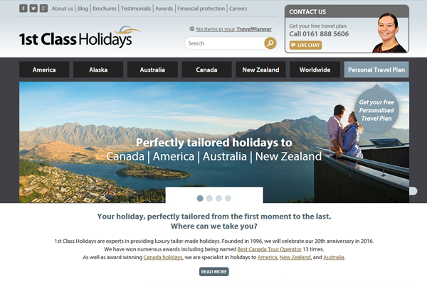 Private equity firm invests £2.5 million in 1st Class Holidays