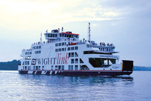 Wightlink strike off