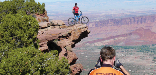 Active and adventure holidays: Pedal power