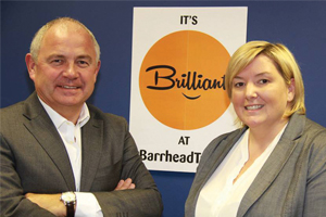 Barrhead creates Brilliant brand to drive 'dramatic' expansion