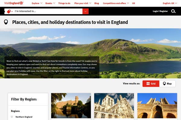 British Tourist Authority names interim director for England