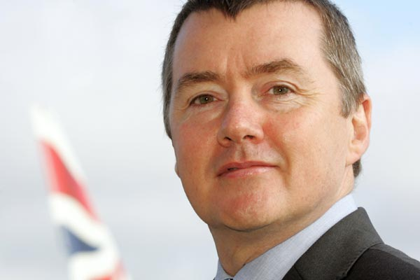 Heathrow runway cost 'outrageous' says IAG's Willie Walsh