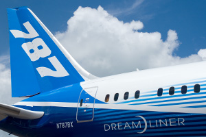 Boeing profits up despite Dreamliner groundings