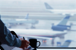 Business travel leaders dismiss 'self-booking' surge