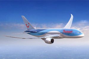 Thomson Airways to switch Dreamliner passengers in May and June