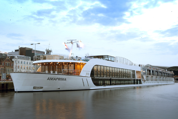 AmaWaterways aims to double UK agent partners