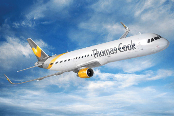 Thomas Cook Airlines crew to get 3.6% pay rise