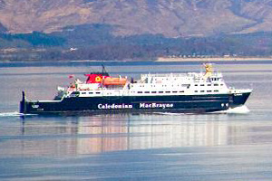 Caledonian MacBrayne faces three days of industrial action