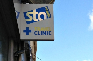 STA Travel trials second in-store health clinic