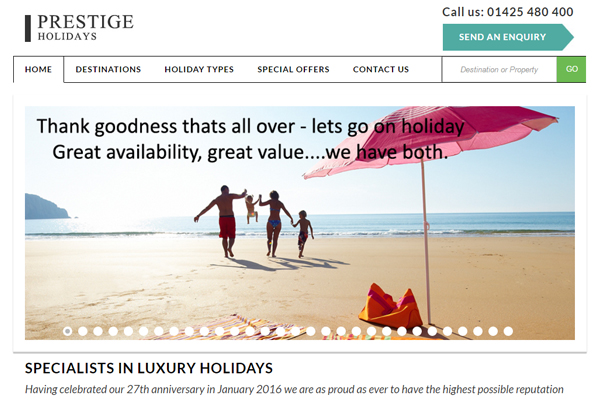 Prestige Holidays promotes Shubhra Halliday to key accounts and commercial manager