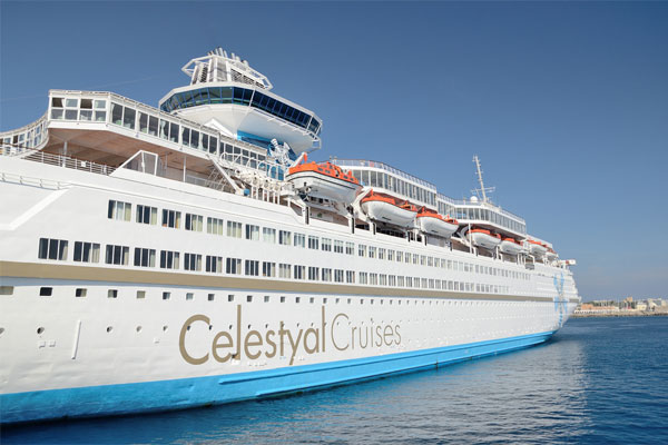 Hays Travel unveils exclusive Celestyal Cruises partnership