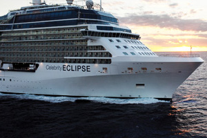 Celebrity Eclipse to return to Southampton in summer 2017