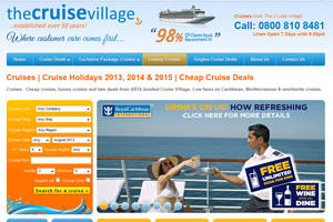 Cruise Village asks rivals to end Google bidding on its brand