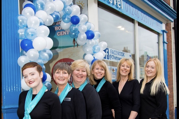 Chatsworth Travel celebrates 20th anniversary
