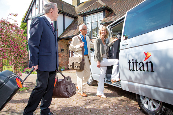 Analysis: Escorted tours that start from your front door