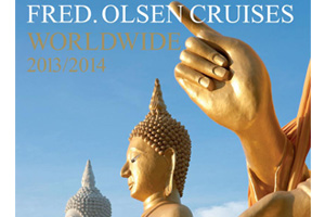 Fred Olsen unveils new brochure