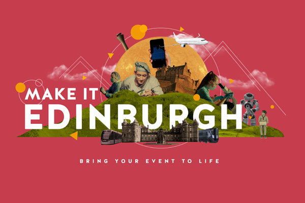 Edinburgh launches first dedicated tourism campaign