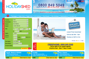 Failed firm Holidayshed is creditor of parent Meridian