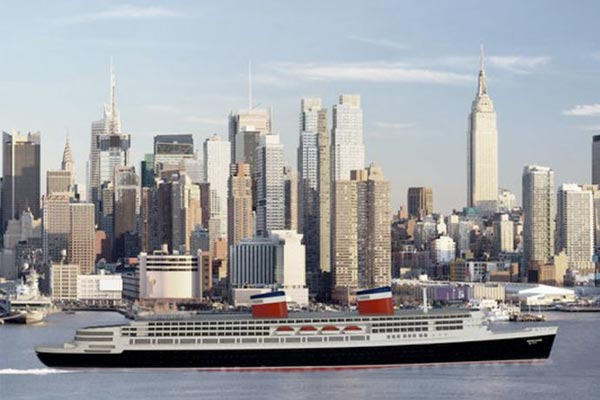 Crystal Cruises to bring 'America's Flagship' SS United States back into service