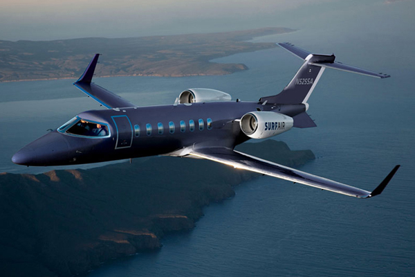 'Uber of travel' Surf Air set for UK operations launch
