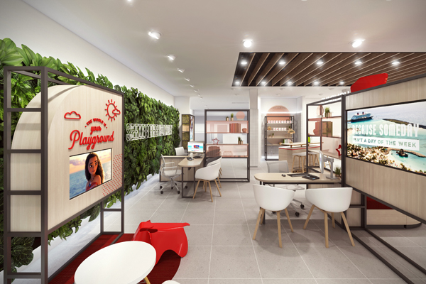 Virgin Holidays teams up with Next to open 20 new concessions