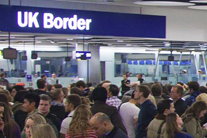 Opinion: What is to be done about queues at airport immigration?