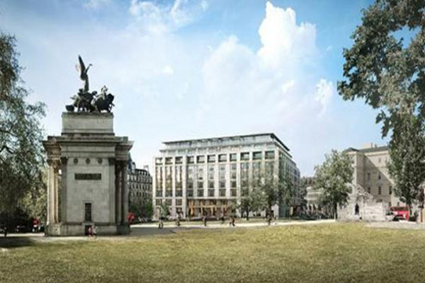 Developers win planning permission for Peninsula hotel in London