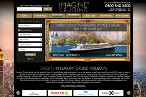 Imagine Cruising eyes Travel Republic tie-up