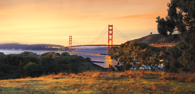 Sausalito: Through the Golden Gate