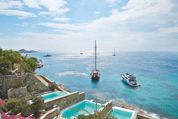 Greece: Honeymoon heaven