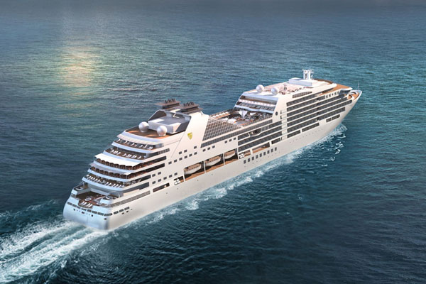 Seabourn takes delivery of Encore