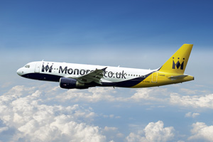 Onboard disturbance forces Monarch flight diversion