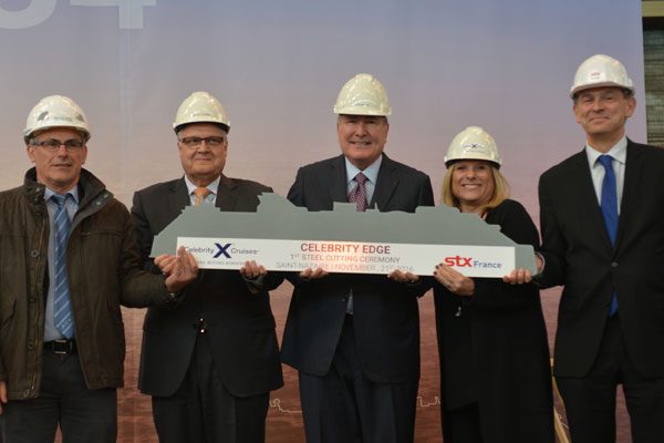 Celebrity Cruises announces construction of Edge-class ships