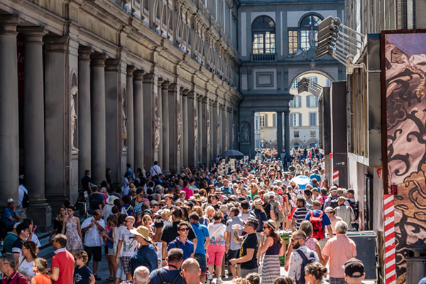 Planning 'essential' to combat overtourism