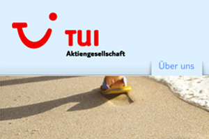 Tui shares rise on takeover speculation