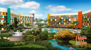 Bookings open for new Universal Orlando hotel