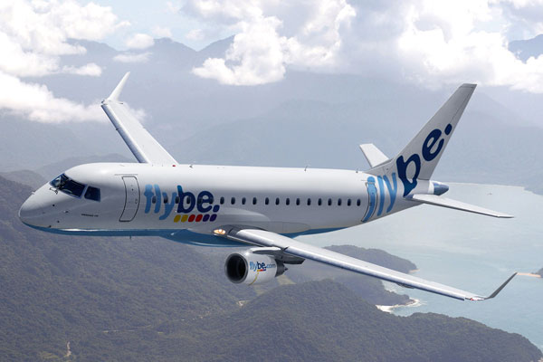 Flybe sells Gatwick slots to Vueling for £4.5m