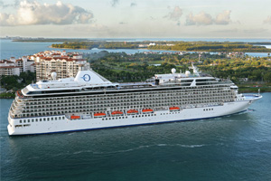 Oceania Cruises invites 200 agents on board for anniversary