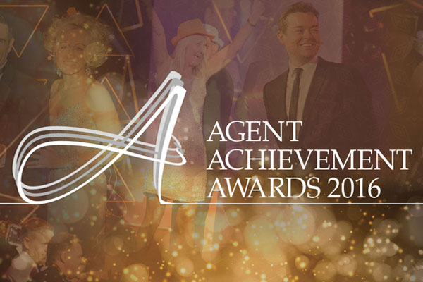 Agents to be honoured at Agent Achievement Awards