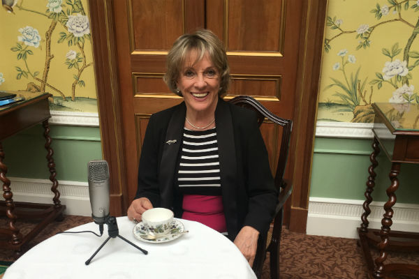 Listen: Dame Esther Rantzen features on second Travel Weekly podcast