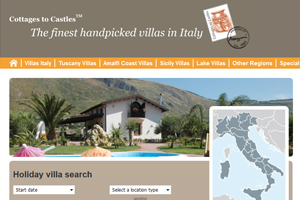 Italian specialist Cottages to Castles to close