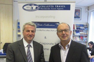 Colletts Travel acquires fellow London agent Fortune Travel