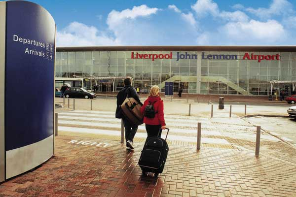 Liverpool John Lennon airport reports 12 consecutive months of growth